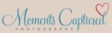 MOMENTSCAPTURED WEDDING PHOTOGRAPHY | PORTRAIT PHOTOGRAPHY | PREGNANCY & NEWBORN PHOTOGRAPHY logo